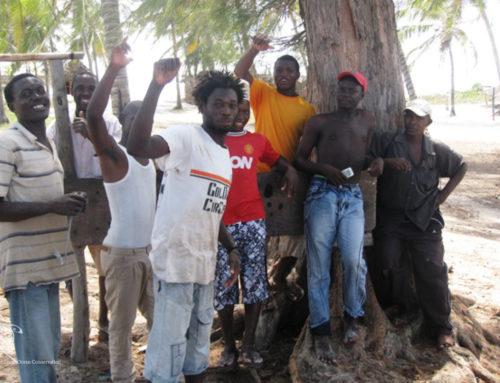 Darakasi Young Fishermen